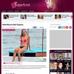 Celebrity Gossip - The Superficial - Because You're Ugly - Part 4