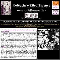 Celestin y Elise Freinet