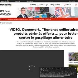 """Danemark. """"Bananes célibataires"""", produits périmés offerts... pour lutter contre le gaspillage alimentaire"""