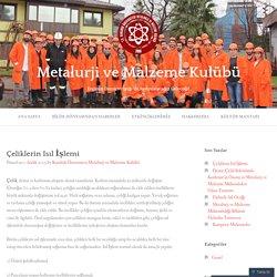 Metalurji ve Malzeme Kulübü