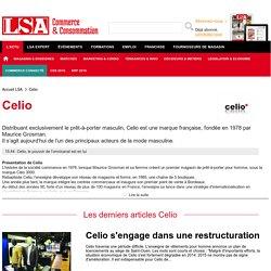 Celio : Actus du créateur de prêt-à-porter pour homme sur LSA Conso