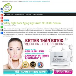 CELLERAL Anti Aging Serum- Read Reviews Before Buy