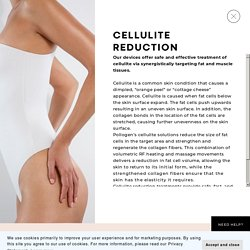 Cellulite Solutions – Safe & Effective Cellulite Reduction