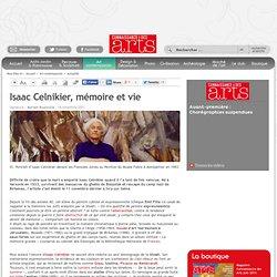 Isaac Celnikier, mémoire et vie