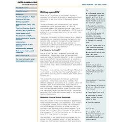 Resume Writing Services Durham Region
