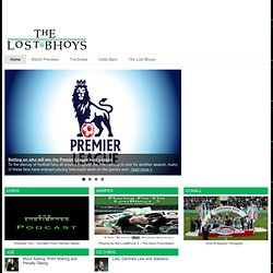 Celtic Fansite – LostBhoys
