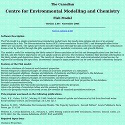 CEMC - Fish Model