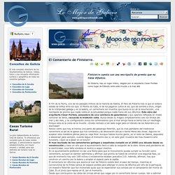 El Cementerio de Finisterre. (Adios al Verano) - Galicia para el Mundo
