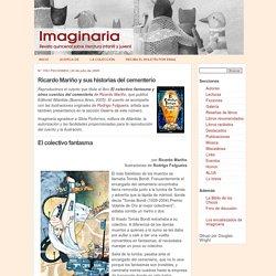 Ricardo Mariño y sus historias del cementerio - Imaginaria No. 159 - 20 de julio de 2005