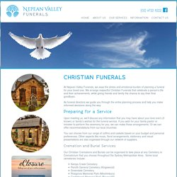 Get a Prepaid Christians Funerals Package in Your Budget