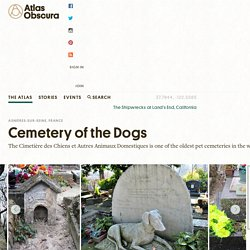 Cemetery of the Dogs – Asnières-sur-Seine, France