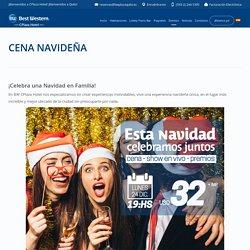 Cena Navideña en CPlaza Hotel - BW CPlaza Hotel