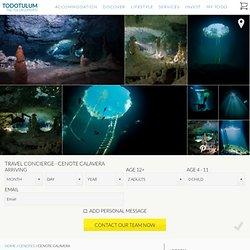 Cenotes Cenote Calavera - todotulum.com