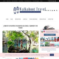 7 Best Cenotes near Playa del Carmen to visit - Walkaboot Travel