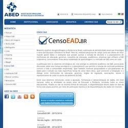 Censo EAD BR 2015-2016