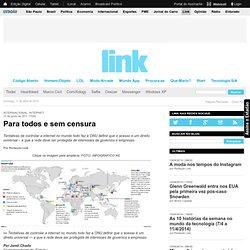 Para todos e sem censura « Link
