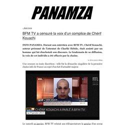 » BFM TV a censuré la voix d'un complice de Chérif Kouachi