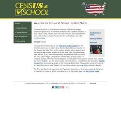 Census at School - United States