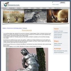 Centaure . Mythologie Grecque. En Images