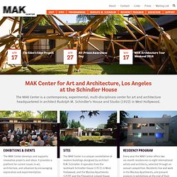MAK Center Los Angeles