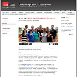 Coordinating Center for Global Health