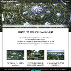 Center for Resource Management