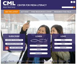 Center for Media Literacy
