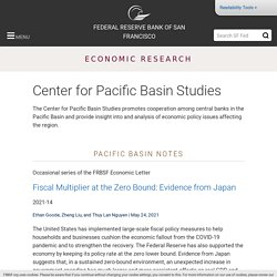 Center for Pacific Basin Studies (CPBS)