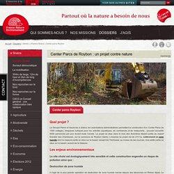 Center parcs Roybon