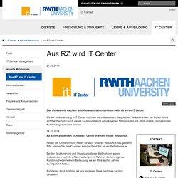 RZ RWTH Aachen