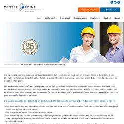 Centerpointadvies – Vacature werkvoorbereider in Rotterdam en omgeving