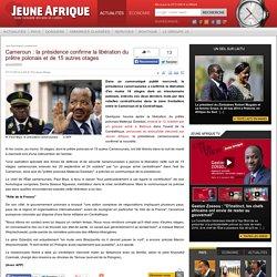Cameroun : la présidence confirme la libération du prêtre polonais et de 15 autres otages