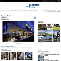 House La Punta / Central de Arquitectura