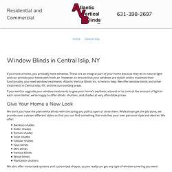Atlantic Vertical Blinds Inc.