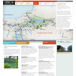 Central New York - Nature Preserves and Parks