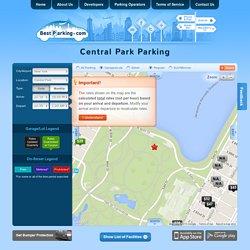 Central Park Parking Finder
