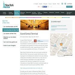 Les attractions de New York