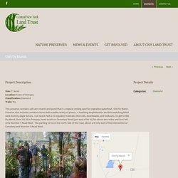 Central New York Land Trust - Old Fly Marsh