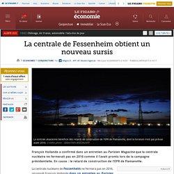 La centrale de Fessenheim obtient un nouveau sursis