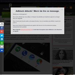 Comment centraliser vos notifications pour garder votre interface propre