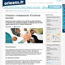 actualités«solidarités - santé«Ville d'Orléans