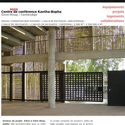 Centre de conférence Kantha-Bopha