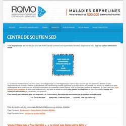 Centre de soutien SED – RQMO