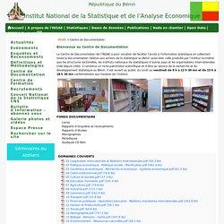 Centre de Documentation - INSAE