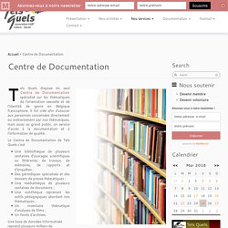 Centre de Documentation – Tels Quels