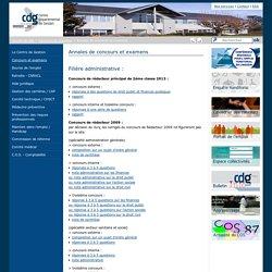Centre de Gestion de la Haute-Vienne - www. cdg 87 .fr