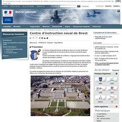 Centre d'instruction naval de Brest