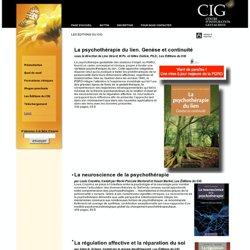 Centre d'Intégration Gestaltiste - CIG2