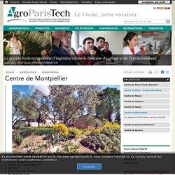 AgroParisTech - Centre de Montpellier