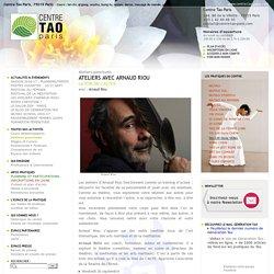 Centre Tao Paris (19) - ATELIERS AVEC ARNAUD RIOU